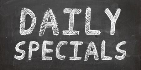 Daily Specials Sanford Restaurant