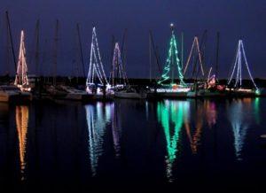 Illuminated Boat Parade - Sanford