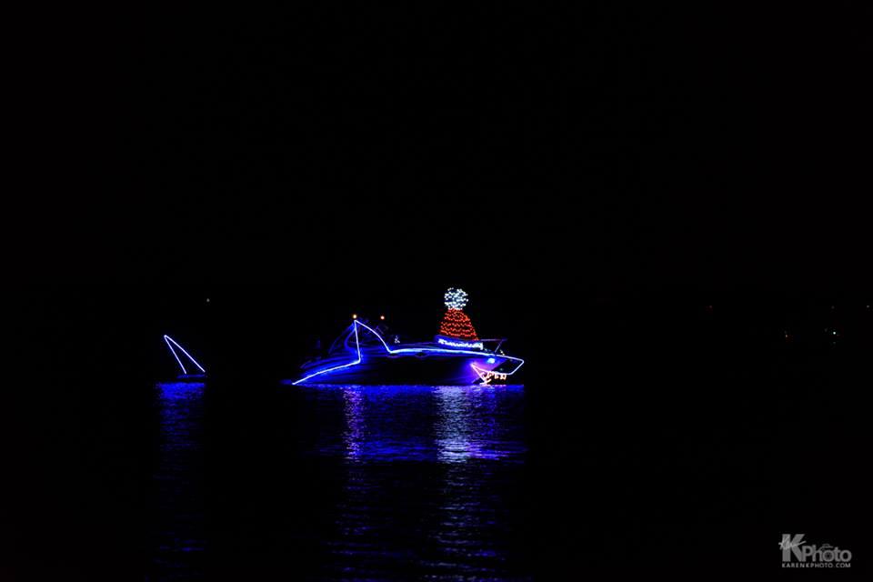 Sanford's Illuminated Boat Parade   December/16/2017   STJRSS