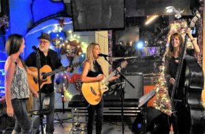 Cochrane and Winborne wowing guests at St Johns River Steak & Seafood