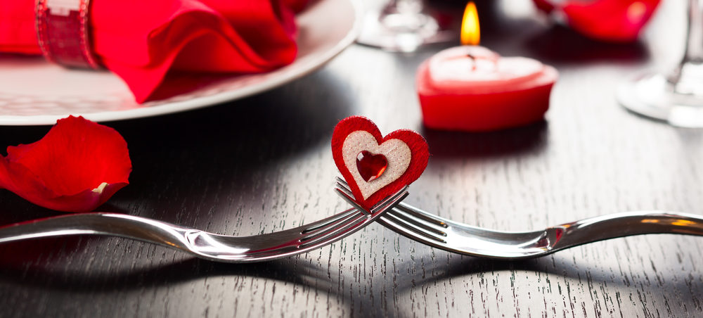 Valentine's Day Menu $80 for 2 people