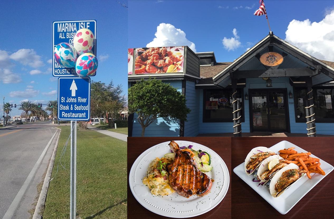 Happy Sunday!!! St Johns River Steak & Seafood